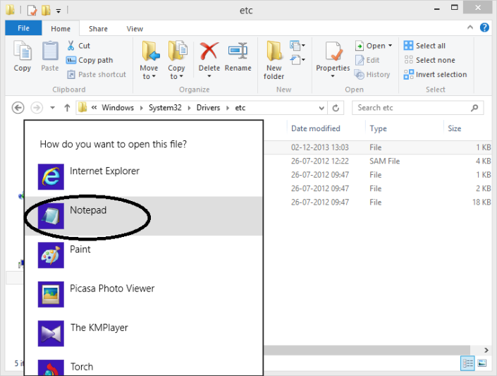 Windows XP « Feel Secured