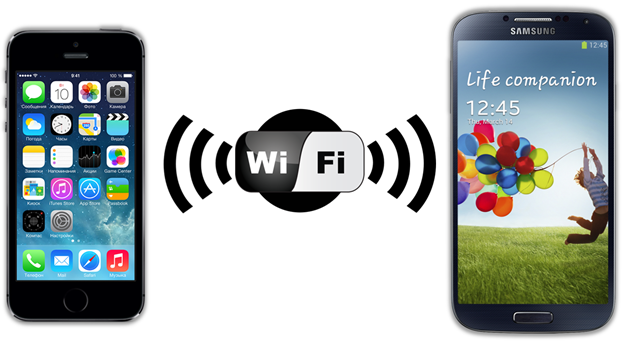 How To Transfer Files From Android To Iphone Via Wifi
